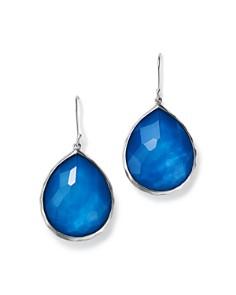 IPPOLITA - Sterling Silver Wonderland Mother-of-Pearl Doublet Teardrop Earrings