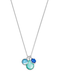 IPPOLITA - Sterling Silver Wonderland Mother-of-Pearl Doublet Pendant Necklace, 18""