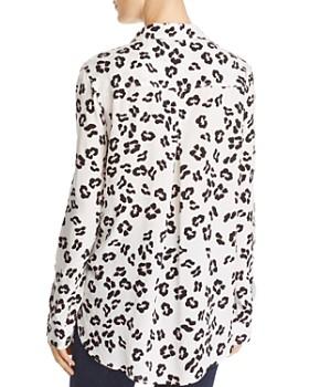 Velvet Heart - Leopard Print Button Down Top