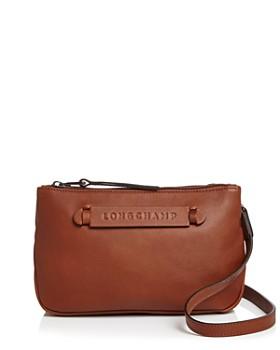 4173c67634f8b Longchamp - 3D Leather Crossbody ...