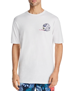 Scotch & Soda Embroidered Surfer Tee