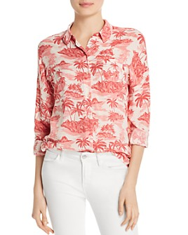 Scotch & Soda - Tropical Print Shirt