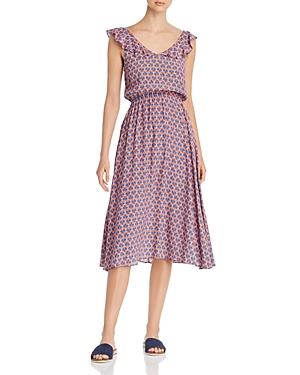 Mkt Studio Remani Printed Dress