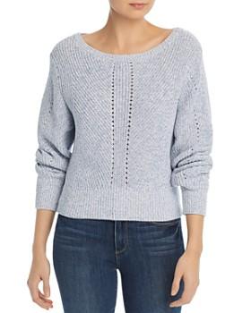 583676b7d35 Joie - Verlene Melange Pointelle Sweater ...
