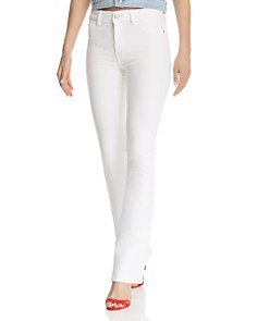DL1961 - Bridget Bootcut Jeans in Porcelain