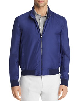 Dylan Gray - Harrington Zip-Front Jacket
