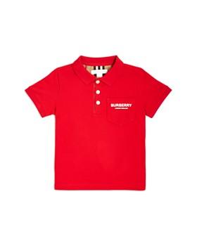 Burberry - Boys' Wesley Polo Shirt - Little Kid, Big Kid