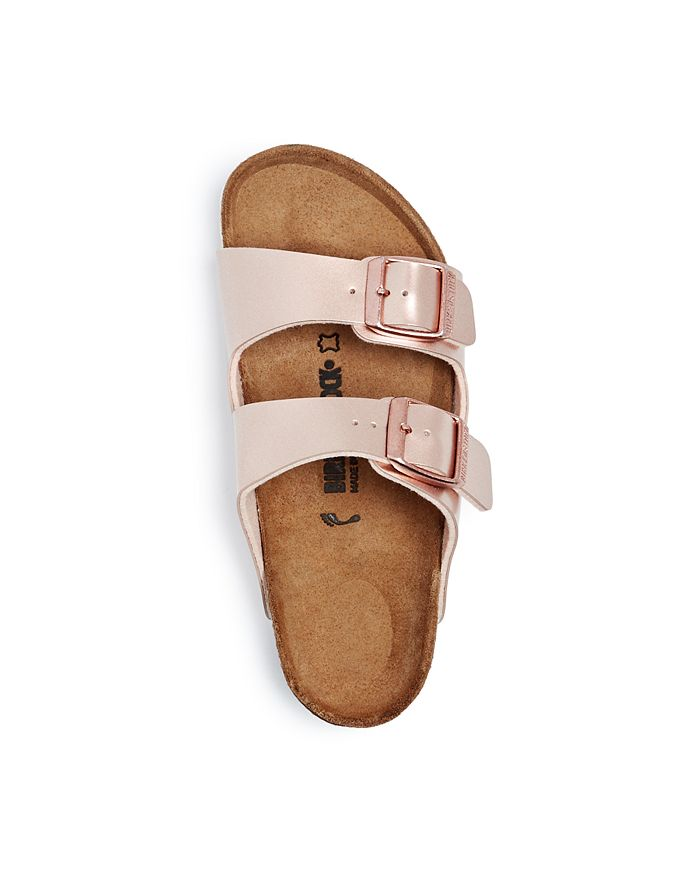 7601c413d729 Birkenstock - Girls  Electric Arizona Slide Sandals - Toddler