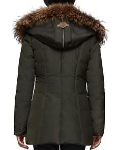 Mackage - Akiva Fur-Trim Short Down Jacket