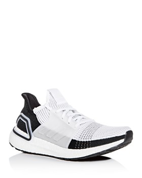 Adidas - Men's Ultraboost 19 Primeknit Low-Top Sneakers