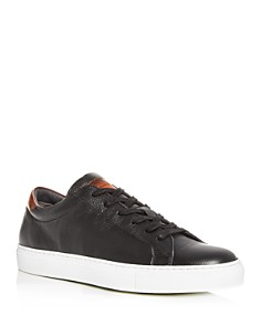 To Boot New York - Men's Knox Suede Low-Top Sneakers