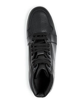 Versus Versace - Men's Leather High-Top Sneakers