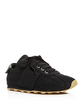 Marni - Women's Open Weave Low-Top Sneakers