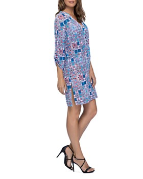 Profile by Gottex - Tangier Mesh Dress Swim Cover-Up