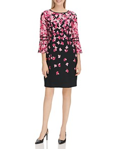 Calvin Klein - Floral Print Dress