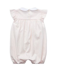 Ralph Lauren - Girls' Cotton Interlock Shortall - Baby