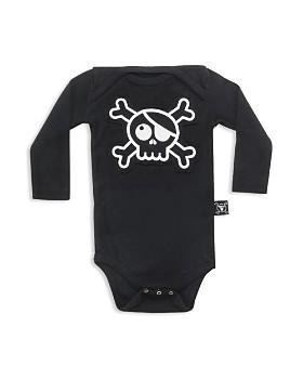 NUNUNU - Unisex Skull Bodysuit - Baby