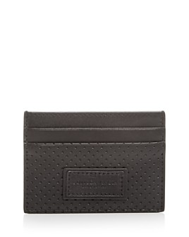 Bottega Veneta - Perforated Leather Card Case