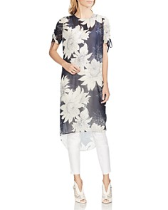 VINCE CAMUTO - Floral-Print Tunic
