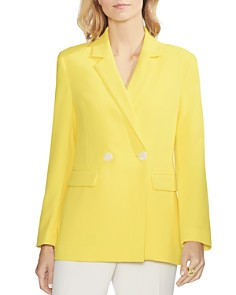 VINCE CAMUTO - Double-Breasted Blazer