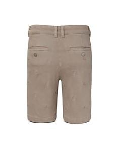 DL1961 - Boys' Jacob Embroidered-Denim Shorts - Big Kid