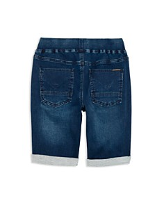 Hudson - Boys' Taj Denim-Terry Drawstring Shorts - Big Kid