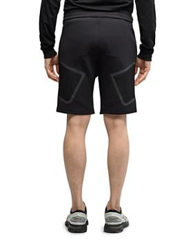 Dyne - Drawstring Mesh-Cargo Shorts