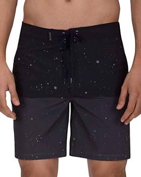 Hurley - Phantom Color-Block Dot Board Shorts