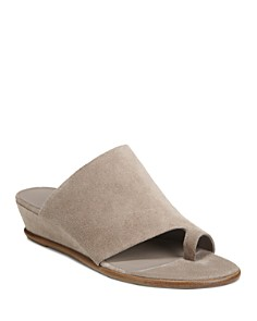 Vince - Women's Darla Wedge Slide Sandals