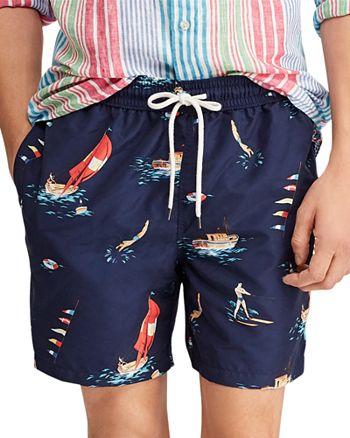 Polo Ralph Lauren - Traveler Swim Trunks