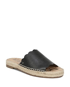 Sam Edelman - Women's Andy Espadrille Slide Sandals