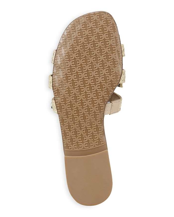 22bfc1bc0 Sam Edelman - Women s Beckie Woven Slide Sandals