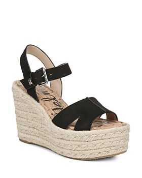 a2dc25f54 Sam Edelman - Women's Maura Espadrille Wedge Sandals ...