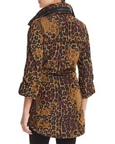 Fillmore - Leopard-Print Anorak