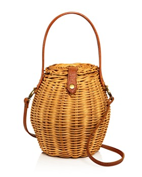 Street Level - Wicker Pot Crossbody