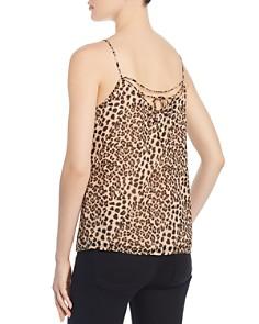 VINCE CAMUTO - Leopard-Print Camisole Top