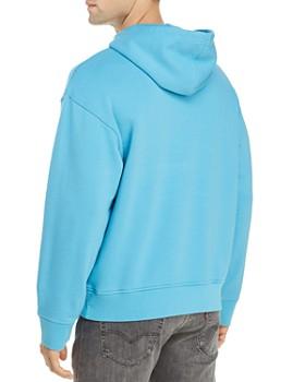 Levi's - Sideways Logo Graphic Hooded Sweatshirt