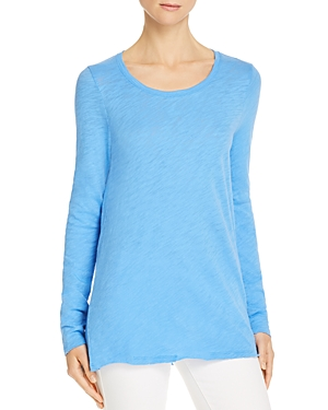 Atm Anthony Thomas Melillo Tops DESTROYED LONG-SLEEVE TEE
