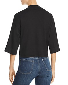 Eileen Fisher Petites - Cropped Cardigan