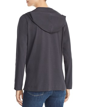 Eileen Fisher - Hooded Cardigan Eileen Fisher - Hooded Cardigan 03641b912