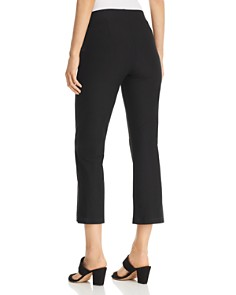 Eileen Fisher Petites - Flared Crop Pants