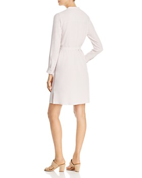 17eed625eb3 ... Eileen Fisher Petites - Belted Shirt Dress - 100% Exclusive