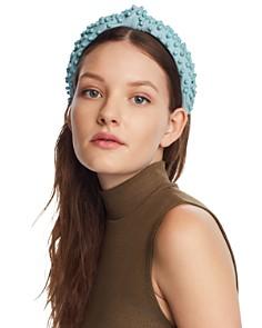 Lele Sadoughi - Beaded Knot Headband
