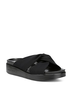Donald Pliner - Women's Freea Platform Slide Sandals
