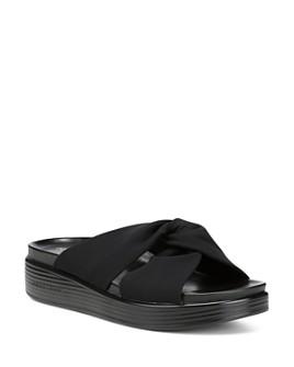 Donald Pliner - Women's Freea Platform Slide Sandals