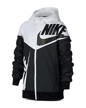 6637847888d0 Nike - Boys  Color-Block Windrunner Hoodie - Big Kid ...