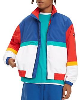 Tommy Jeans - Pieced Color-Block Jacket