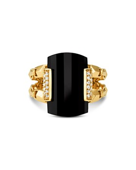 Michael Kors - Statement Ring in 14K Gold-Plated Sterling Silver or 14K Rose Gold-Plated Sterling Silver