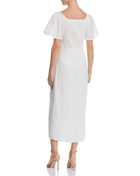 leRumi - Olivia Button-Down Midi Dress