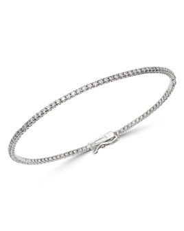 Meira T - 14K White Gold Diamond Tennis Bracelet